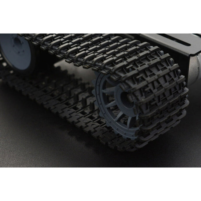 Black Gladiator-Tracked Chassis
