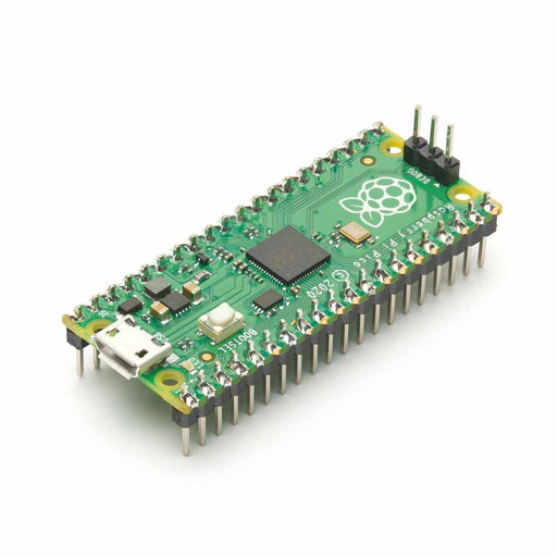 Raspberry Pi Pico Raspberry Pi Pico (with Headers & MicroUSB Cable)