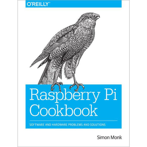 Raspberry Pi Cookbook, 2nd edition