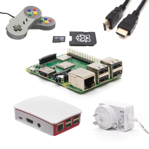 RetroPie - The Gamer's Kit for Raspberry Pi