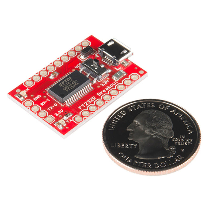 SparkFun USB to Serial Breakout - FT232RL