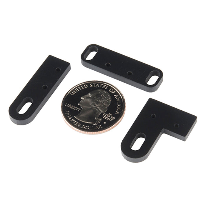 Mini Microswitch Mount - B (pair)