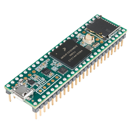 Teensy 3.5 (Headers)
