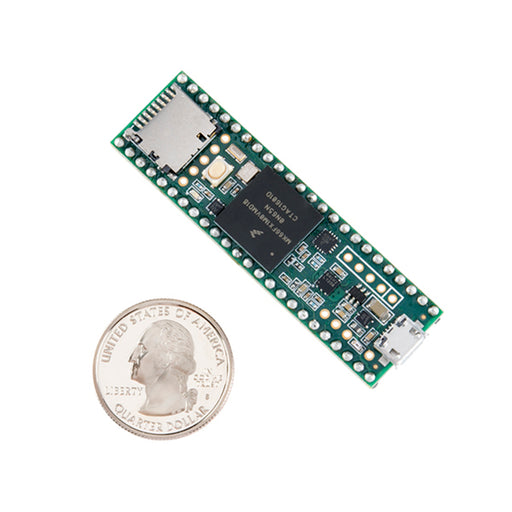 Teensy 3.6 (Headers)
