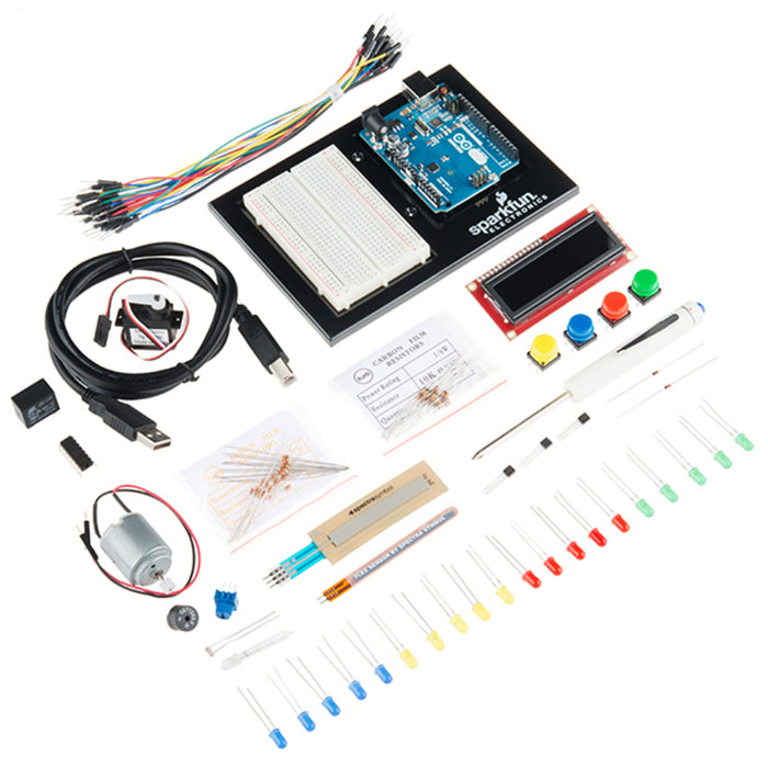 SparkFun Inventor's Kit (for Arduino Uno) - V3.3