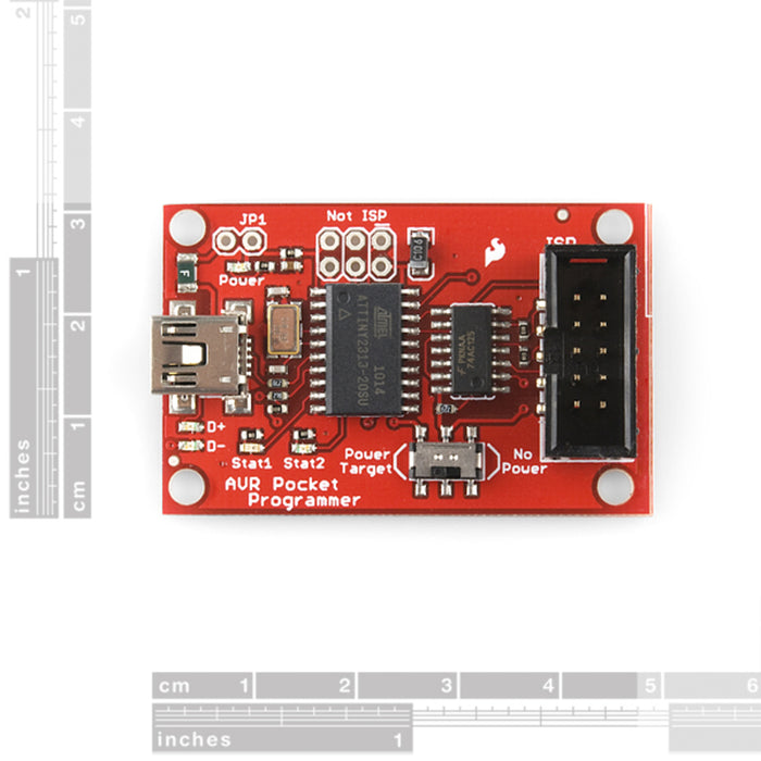 Pocket AVR Programmer