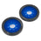 "Precision Disc Wheel - 2"" (Blue, 2 Pack)"