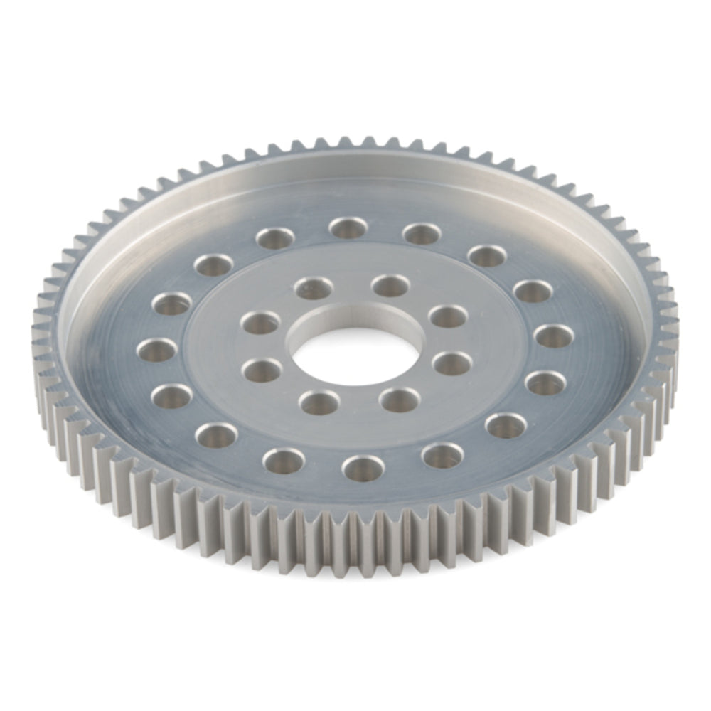 "Gear - Hub Mount (76T; 0.5"" Bore)"