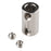 "Shaft Coupler - 1/4"" to 4mm"""