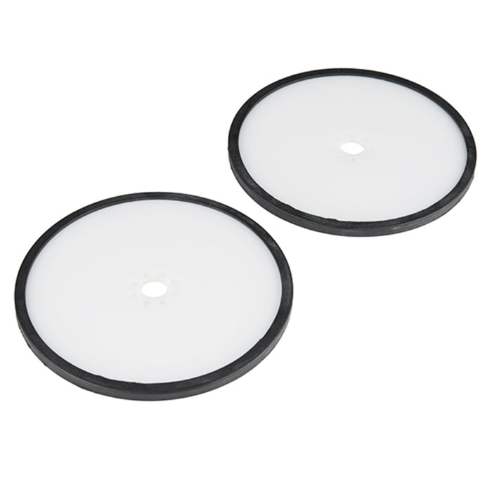 "Precision Disc Wheel - 5"" (White, 2 Pack)"