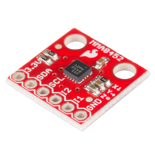 SparkFun Triple Axis Accelerometer Breakout - MMA8452Q
