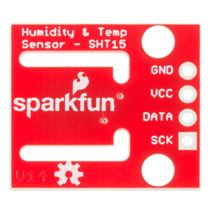 SparkFun Humidity and Temperature Sensor Breakout - SHT15