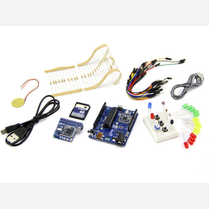 RasWIK - Raspberry Pi Wireless Inventors Kit