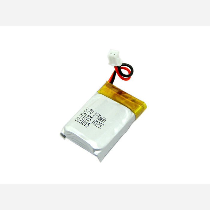 Crazyflie Nano Quadcopter - Spare battery (BC-BL-01-A)