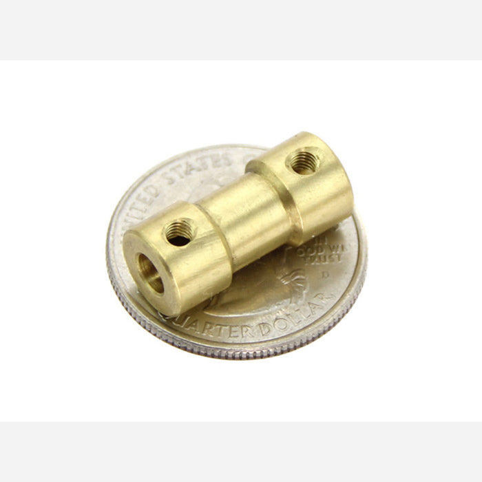 Brass Coupling