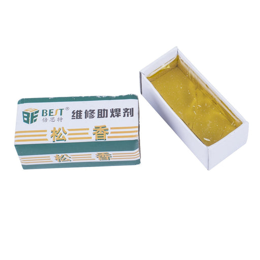 2 Pcs Rosin Flux Welding High Purity Colophony for Electrical Soldering