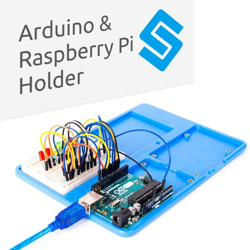 Breadboard Holder for Arduino Uno Mega 2560, Raspberry Pi RAB 5 in 1
