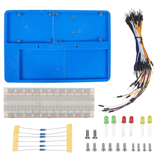 RAB Holder Kit with 830 Points Solderless Circuit
