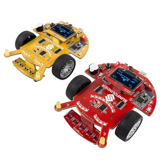 Rollbot STEM Learning Educational DIY Robot Kit