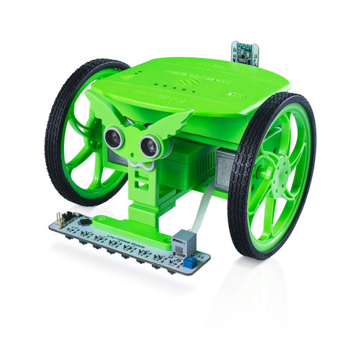 Rollman STEM Learning Educational DIY Robot Kit