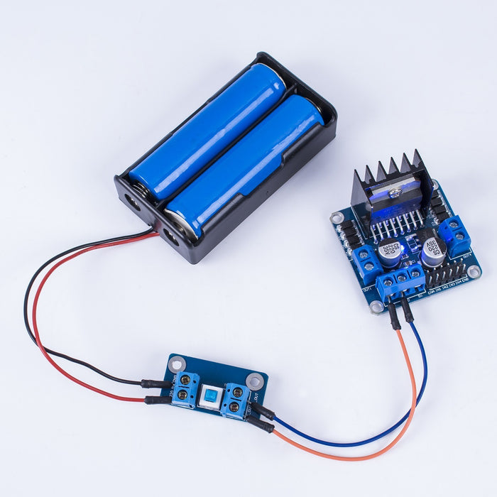 Switch On Off Module Single Pole Double Throw for Arduino and Raspberry Pi