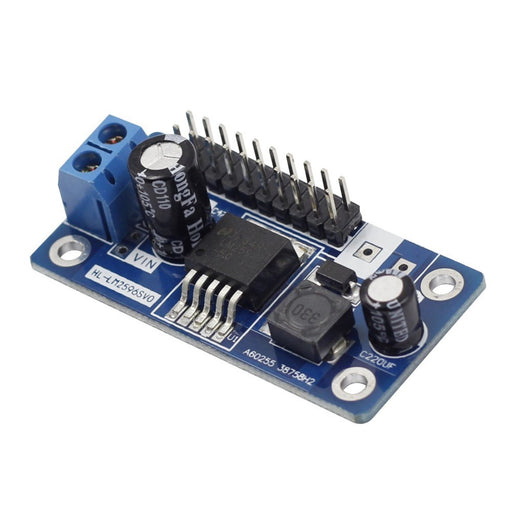 Step-down DC-DC Converter Module for Arduino