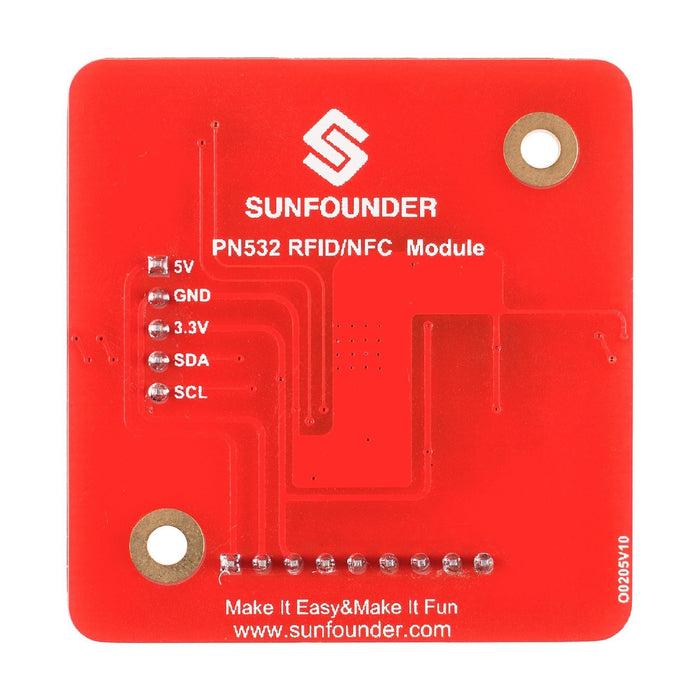 PN532 NFC RFID Module Kit Reader Writer with Key Tag for Arduino Android