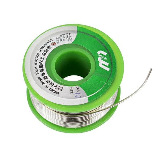 Lead Free Flux Electrical Solder Wire High Pure Core Reel Soldering Welding Tin Wire
