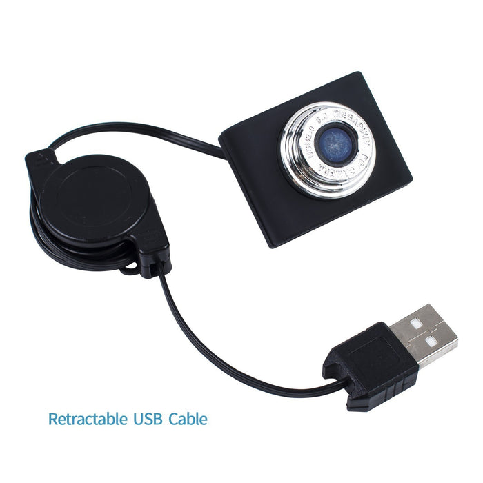 SunFounder Raspberry Pi Free Driver USB 2 0 Camera 300k Pixels Lens 1/4  CMOS 640x480 Resolution for Linux/Mac/Windows Etc