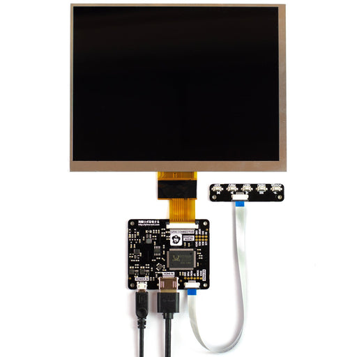 "HDMI 8"" LCD Screen Kit (1024x768)"