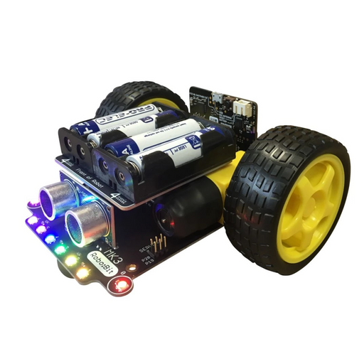 Robo:Bit Mk3 Buggy for the BBC Micro:Bit (RoboBit 3 for Microbit)
