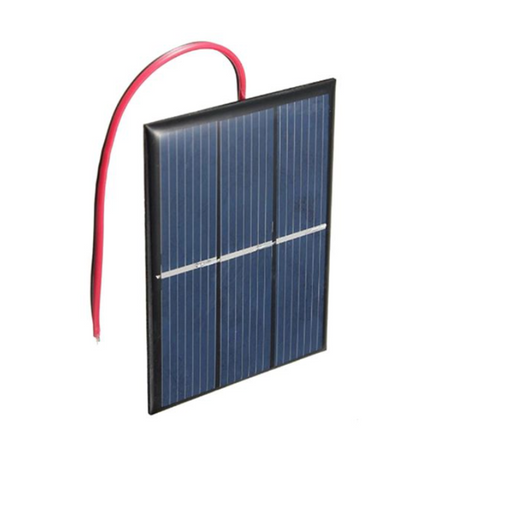 1.5V 400mA 80x60mm Micro-Mini Power Solar Cells For Solar Panels