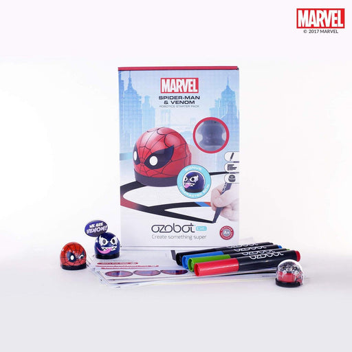 Ozobot Bit 2.0 - Spiderman Starter Pack