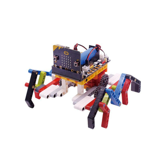 Spider building block pack+Super:bit (Without micro:bit)