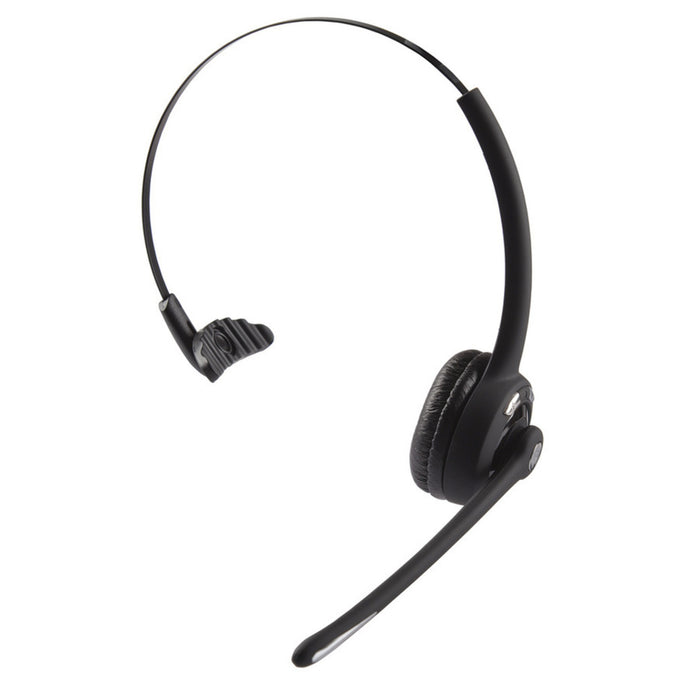 Rechargeable Bluetooth Headset with Mic