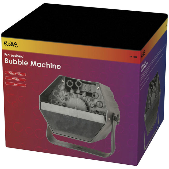 Professional Mains Operated Bubble Machine