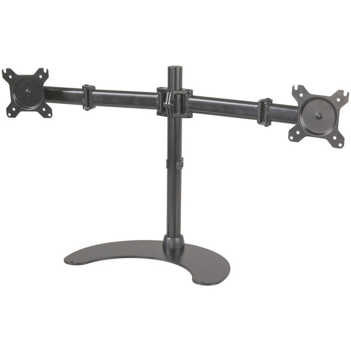 Dual PC Monitor Desk Stand