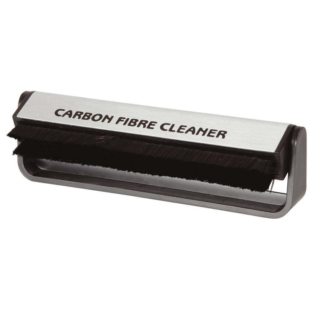Carbon Fibre Record Brush