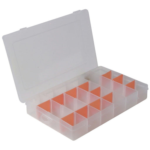 18 Compartment Storage Case