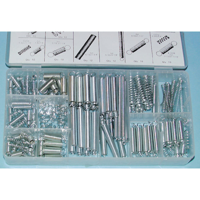 200 Piece Spring Assortment
