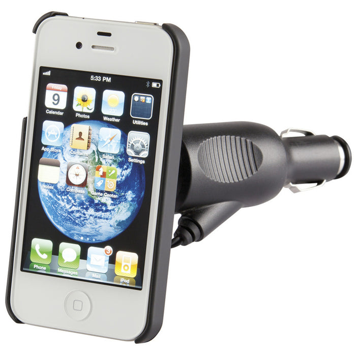 12VDC Charger Cradle for iPhone 3G®/3GS®/4®/4S®