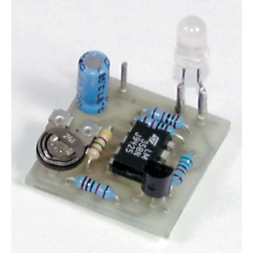 LED Battery Voltage Indicator Kit