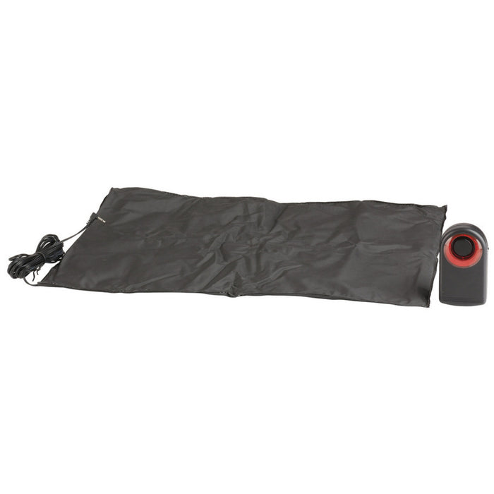 Pressure Activated Mat Alarm with Siren and Strobe