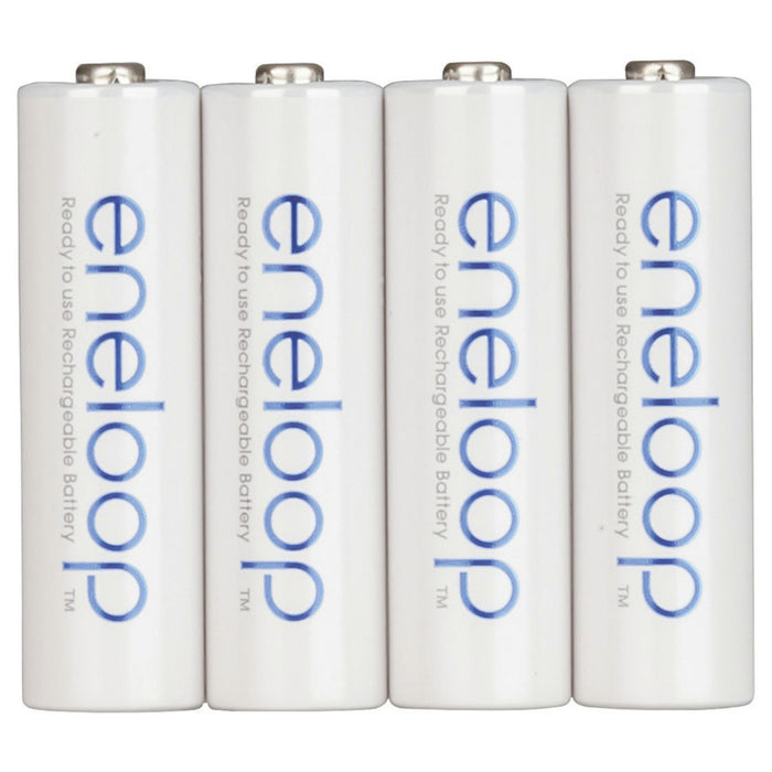 Panasonic Ni-MH Battery Charger with 4 Eneloop Batteries
