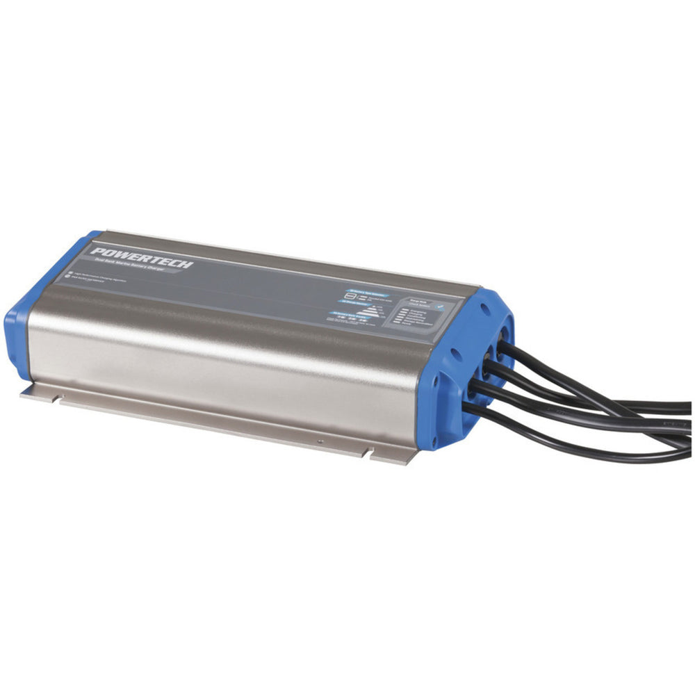 20A 12/24/36V Triple Battery Charger
