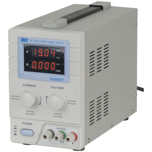 0 to 30VDC 0 to 5A Regulated Power supply