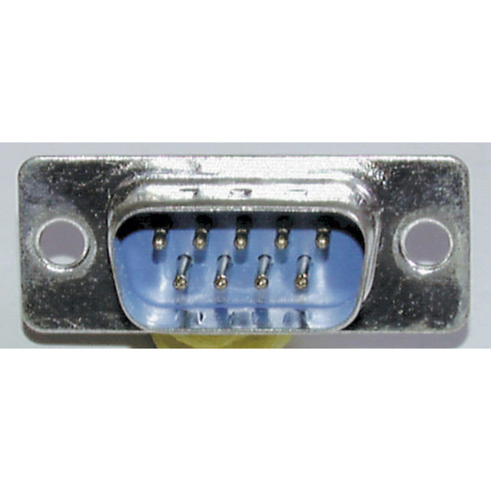 DB9 Male Connector - Solder