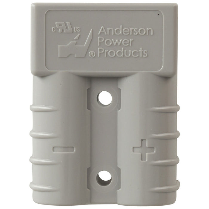 Anderson 50A Power Connector 6 Gauge Contacts
