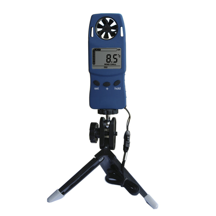 Hand-held Anemometer with Tripod Stand