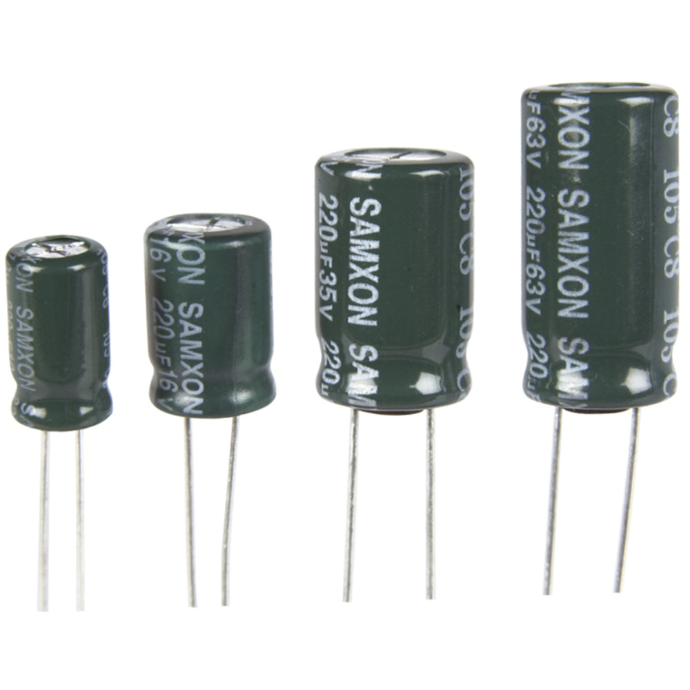 100uF 35VDC Low ESR Electrolytic Capacitor